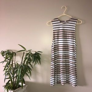 American Apparel tee dress